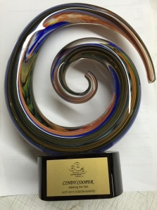 Award Cindy Cooper