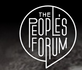 the peoples forum logo