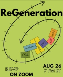 regeneration poster green no logo